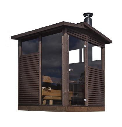 Kota Garden Sauna